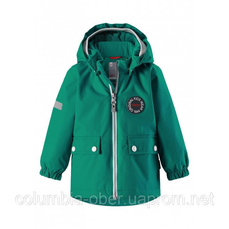Демисезонная куртка для мальчика ReimaTec 511250-8860. Размеры 80 - 92.