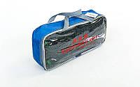 Сетка для волейбола безузловая с тросом (р-р 9,5x1м, ячейка 10x10см) PW-05