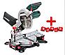 Торцовочная пила Metabo KS 216 M Lasercut, фото 2