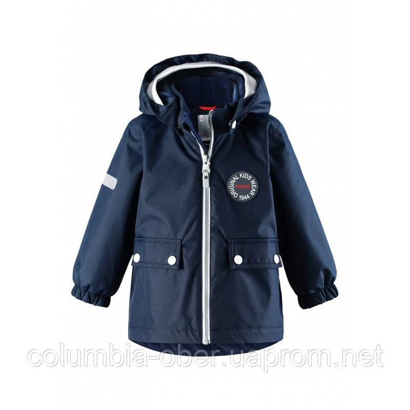 Демисезонная куртка для мальчика ReimaTec 511250-6980. Размеры 80 и 92.