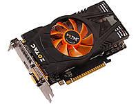 ♦ Видеокарта Zotac GTX550Ti 1-Gb DDR5 - Гарантия ♦
