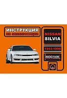 Nissan Silvia 1993-1998 г. Инструкция по эксплуатации и обслуживанию