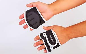Перчатки (накладки) для поднятия веса ZEL ZG-3617, фото 2