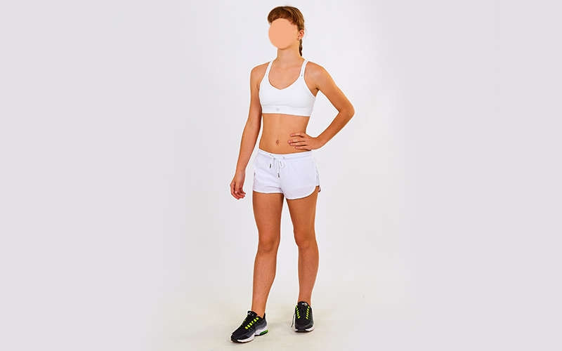 Топ для фитнеса и йоги VSX SP006-W
