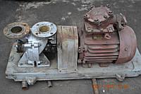 Насос СВН-80А з двиг. 11х1000