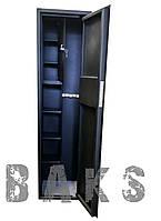 Сейф оружейный усиленный под три ружья С-344