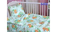 Детское постельное белье комплект натуральный хлопок