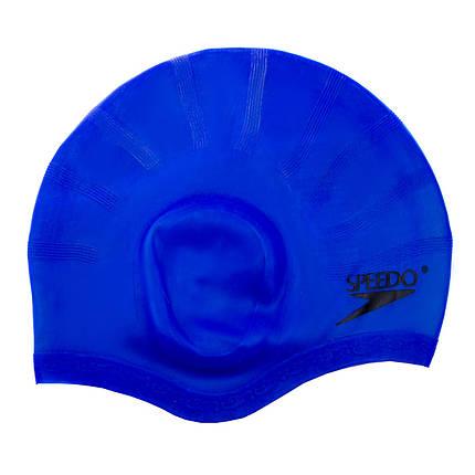 Шапочка силиконовая с ушами Speedo SCS12456, фото 2