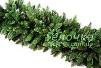 Новогодняя гирлянда хвойная 250см Юлия 2.5м Рождественская