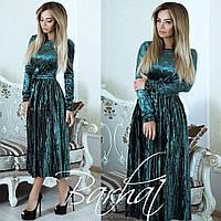 Платье Муар. 4 цвета