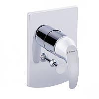 Смеситель для ванны Hansa Pico 4616 7103  внешняя часть для ванны внутреннего блока 5000 0100