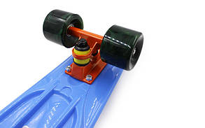 Скейтборд Penny Board SWIRL FISH SK-404-8, фото 2