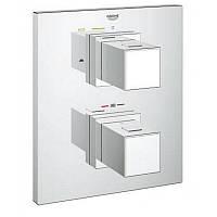 Смеситель для ванны Grohe Grohtherm Cube 19958000 термостат