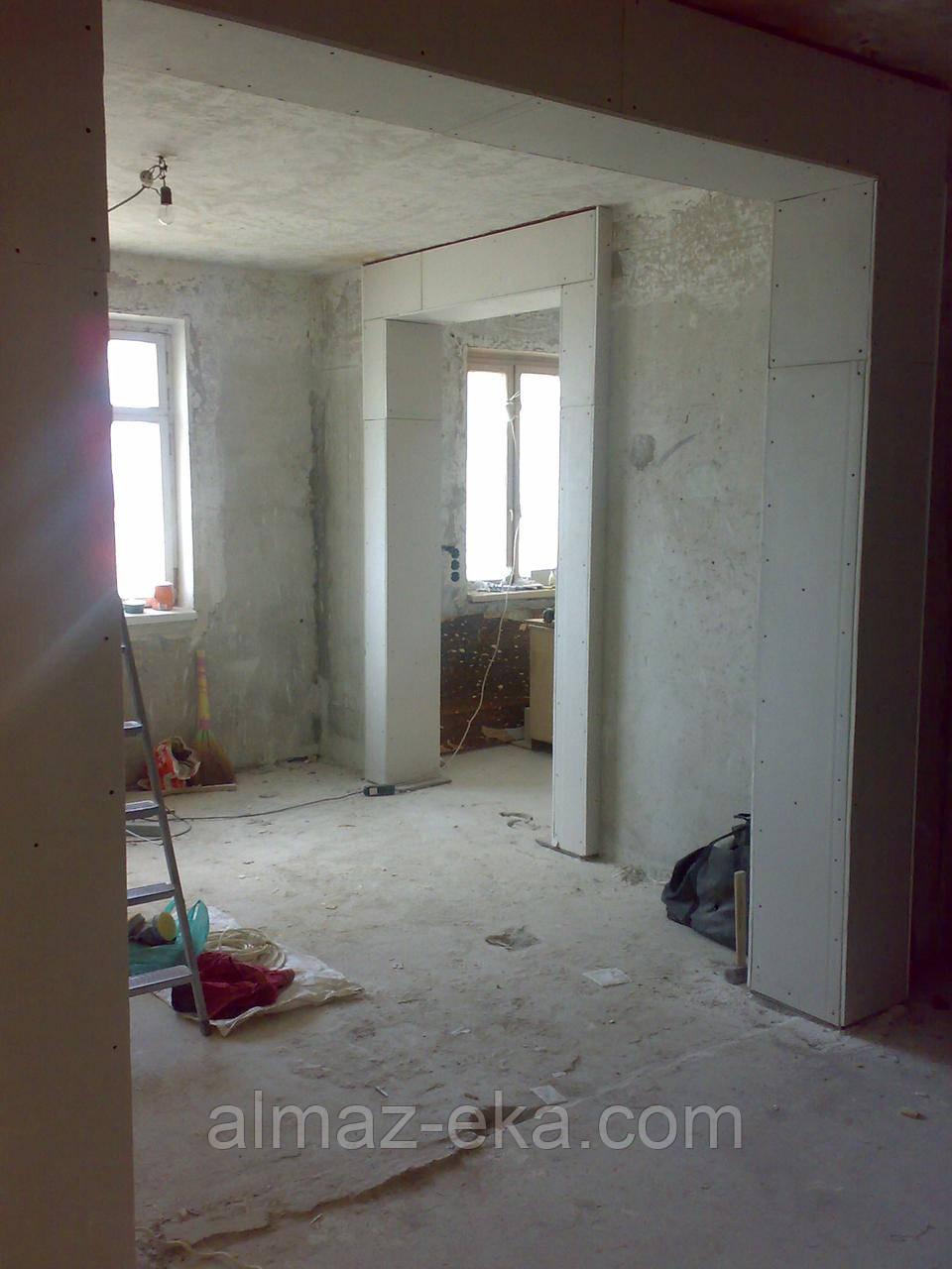 Усиление,резка дверных,проемов,стен в Харькове., фото 1