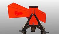 Измельчитель древесины вальцовый R-120