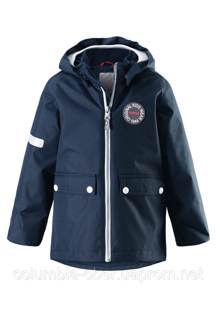 Зимняя куртка для мальчиков 3 в 1 ReimaТес 521510-6980. Размеры 104 - 140.