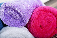 Ткань махра велсофт, полированная