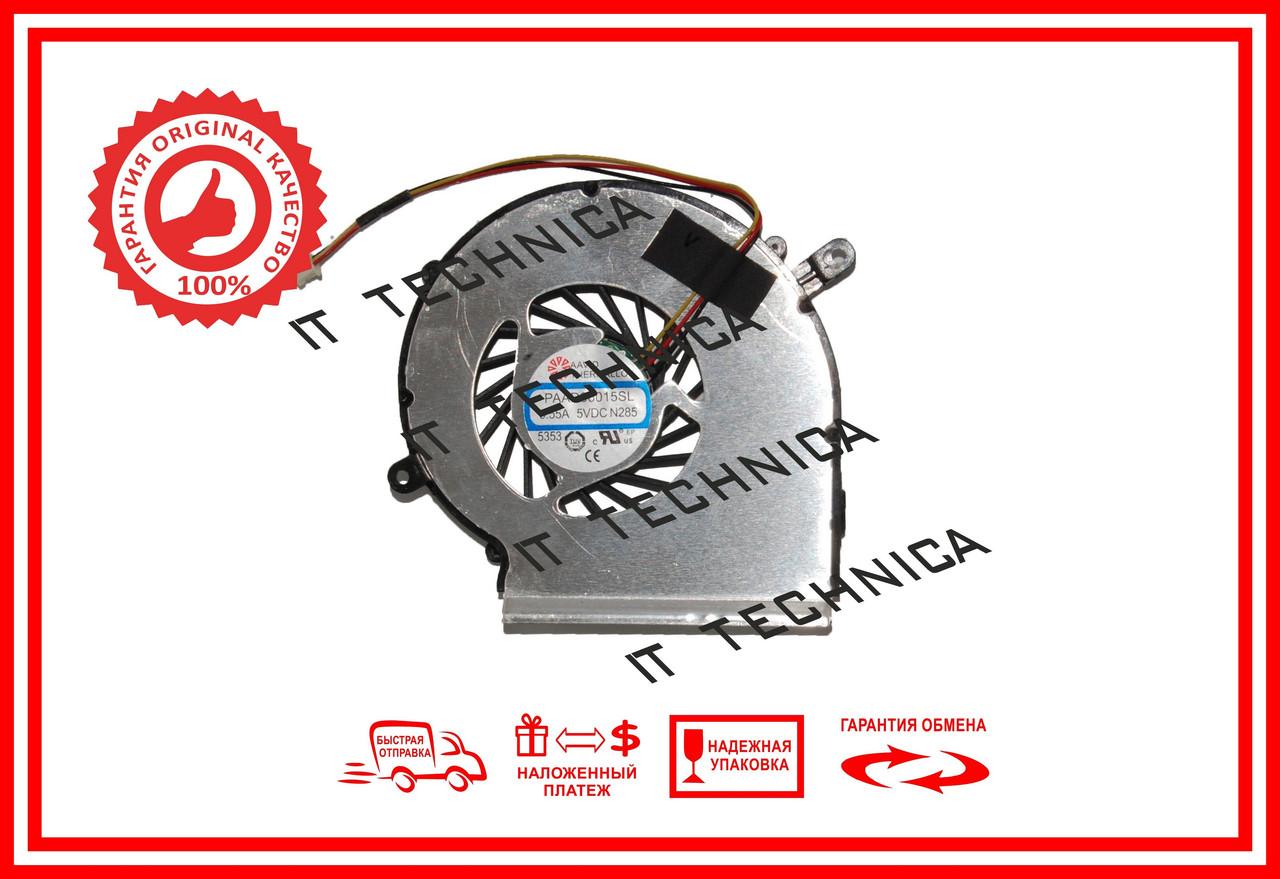Вентилятор MSI PE60 PE70 для видео Тип2
