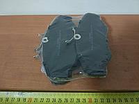 Колодка тормозная диск RENAULT TRAFIC, OPEL VIVARO 01- перед (RIDER)