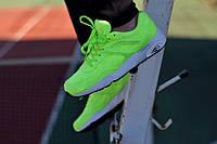 Кроссовки Puma R698 Fluorescent Green мужские женские