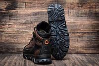 Зимние ботинки мужские Merrell, черные, натуральная кожа, р. 40 41 42 43 44 45