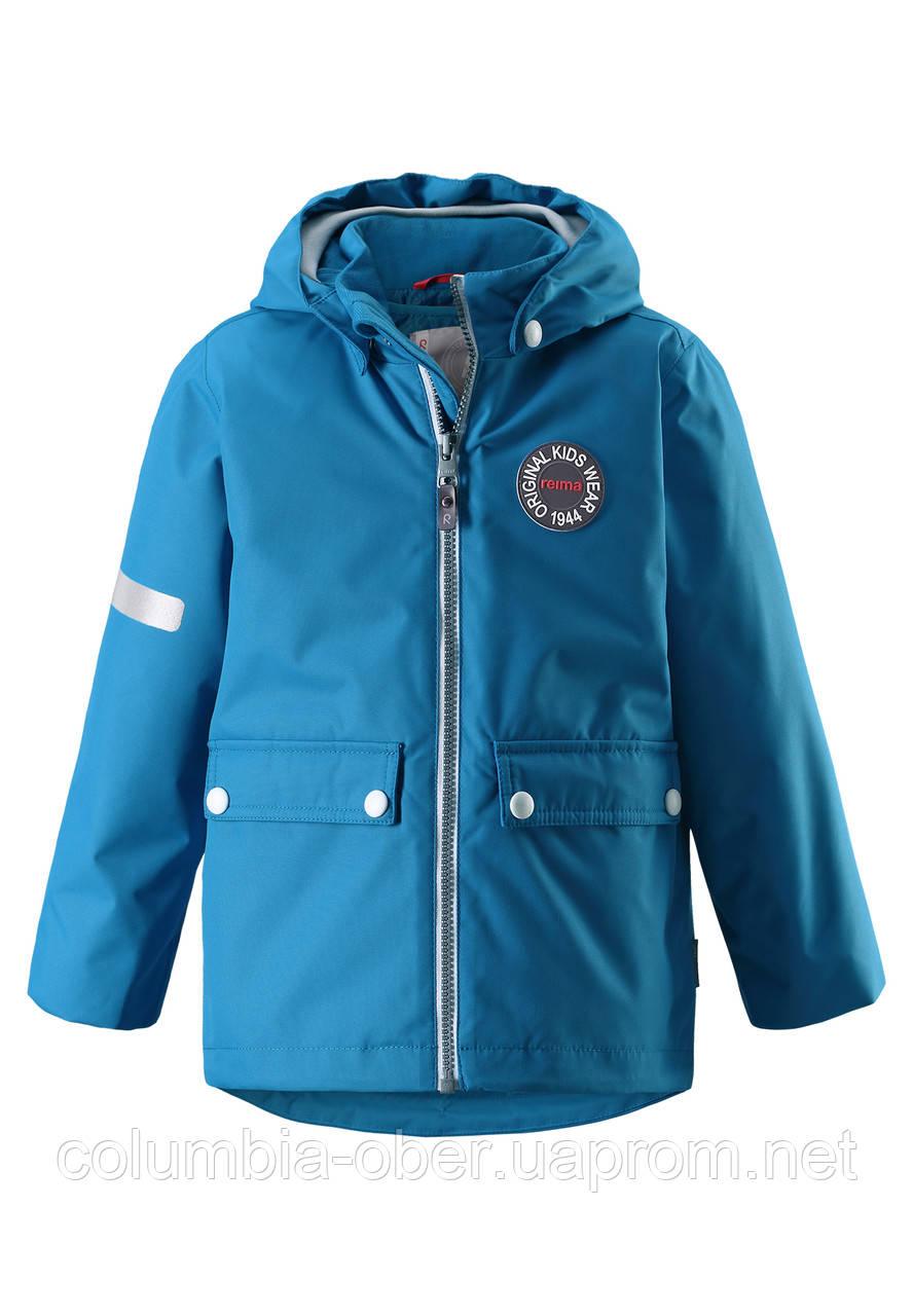 Зимняя куртка для мальчиков 3 в 1 ReimaТес 521510-6490. Размеры 92 - 140.