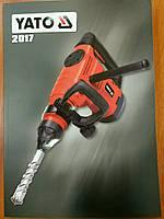Авто каталог YATO Инструменты  - 2017