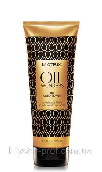 Кондиционер для волос Matrix Oil Wonders Oil Conditioner 200 ml