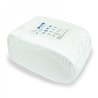 Полотенце одноразовое 45х90см (100 шт) Сетка Нарезное Белое