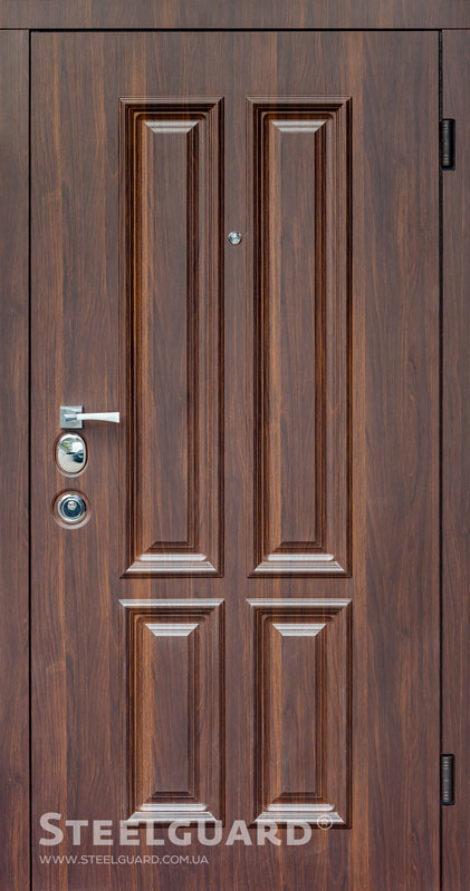 Вхідні двері Стілгард Steelguard серія Devi Clasic