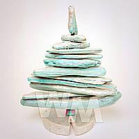 Новогодняя елочка из дрифтвуда