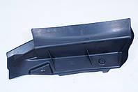 Дефлектор радиатора (воздуховод) правый б/у Renault Kangoo 7700310476