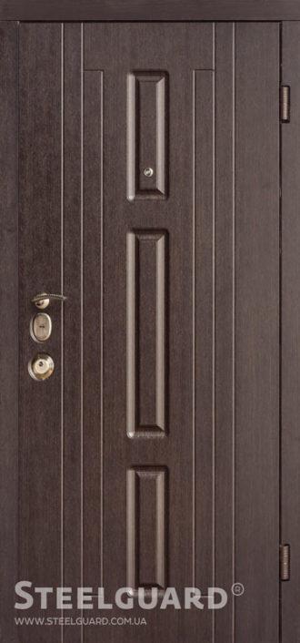 Вхідні двері Стілгард Steelguard серія Devi Fort