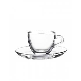 Чашка с блюдцем - 90 мл (Pasabance)