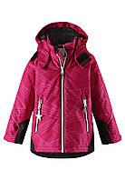 Зимняя куртка для девочки Reima Kiddo 521511B-3566. Размеры 116 - 140., фото 1