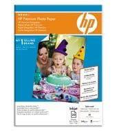 Фотобумага матовая HP A4 Premium Photo Paper, Satin-matt (20л/упак.) (*Q5433A) 240gr/m2