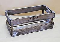 Ящик 5 Малый деревянный., фото 1