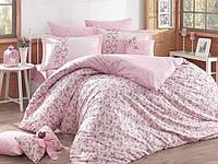 Яркий семейный комплект Luisa розовый