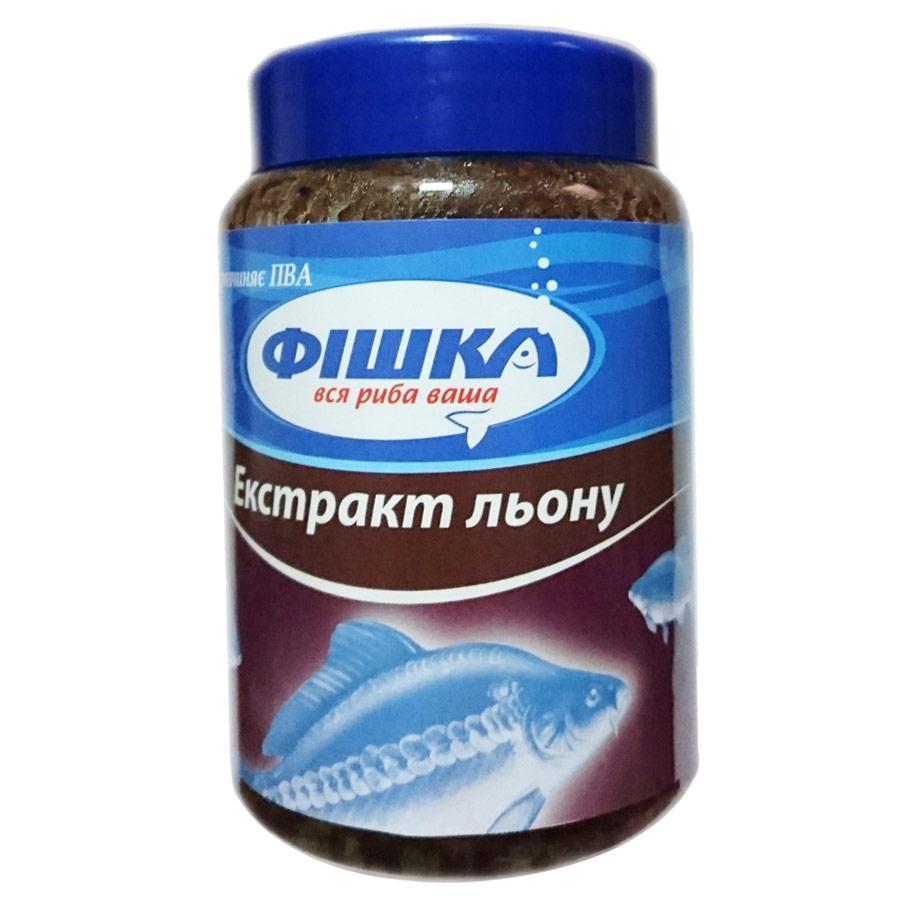 Рідкий атрактанти Фішка екстракт льону 360мл