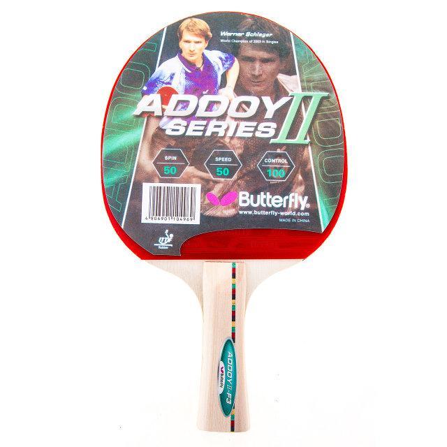 Ракетка для настольного тенниса Batterfly Addoy 2 F3. Суперцена! оптом и в розницу
