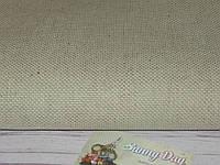 Канва Аида 14, цвет натурального льна,  50*50см