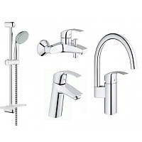 Смеситель для кухни Grohe Eurosmart 123248MK Смесители для кухни, ванны, умывальника, стойки S-Size