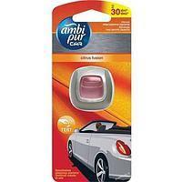 Автомобильный освежитель воздуха AmbiPur anti-tobacco citrus