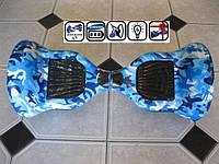 """Гироскутер 10"""" самобалансирующееся Синй хаки"""