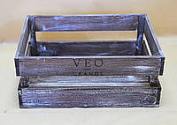 Ящик 6 Средний деревянный.АА, фото 1