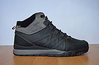 Зимние мужские ботинки Salomon.Натуральная кожа.