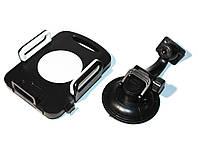 Автодержатель для планшетов JR1018 Black, 7-10', крепление на стекло