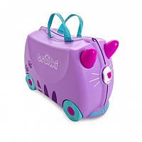 Детский чемодан для путешествий Cassie (Котенок) TRU-0322 Trunki