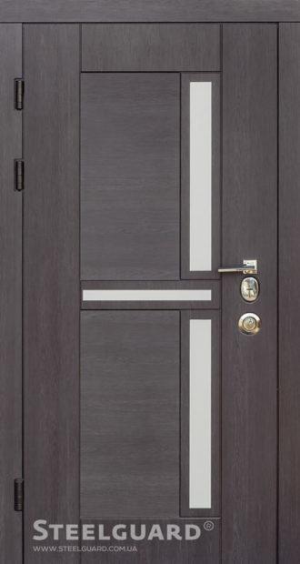 Вхідні двері Стілгард Steelguard серія Forte+ Neoline
