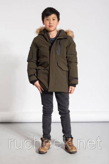 Зимняя куртка  для мальчика, р-р 170, TM Glo-story ВSX-4914